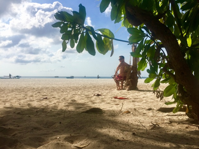 Nungwi Strand auf Sansibar
