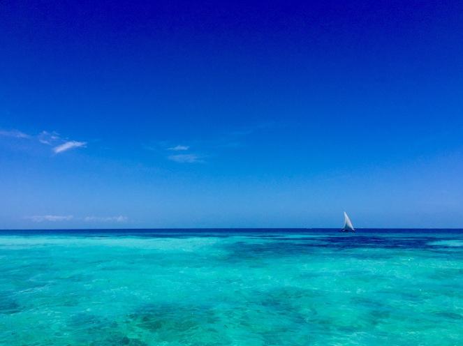 Farben Farben Farben auf Sansibar