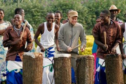 Virunga-Gebirge: Alex darf mitmachen