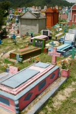 Chichicastenango Friedhof
