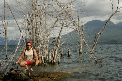 San Marcos am Lago Atitlan