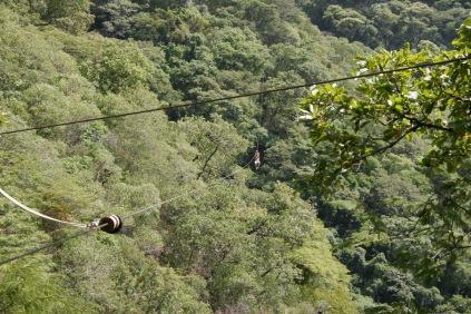 Reserva Natural Atitlán Ziplining