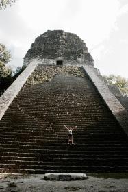 Ruinen in Tikal