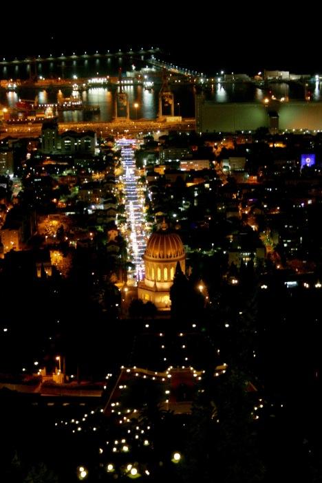 Schrein des Bab in Haifa