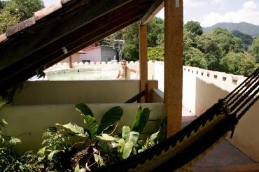 Im Posada de Bellsy in Copán