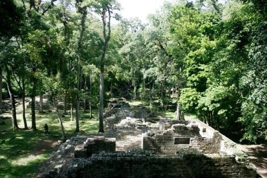 Copán Ruinen im Norden Honduras'