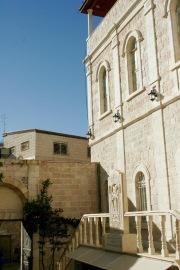 Jerusalem zeigt sich von seiner sonnigen Seite