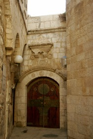Jerusalem: Höfe, Gassen, Tore, Architektur