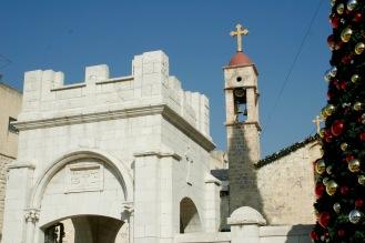 Weihnachten in Nazareth