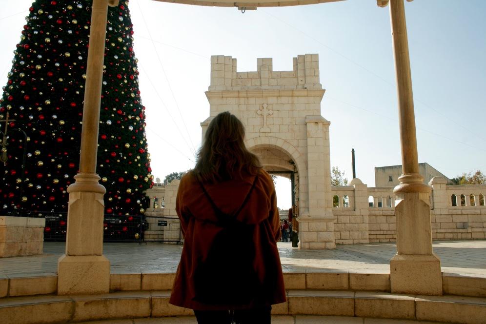 Kleine Kirche in Nazareth