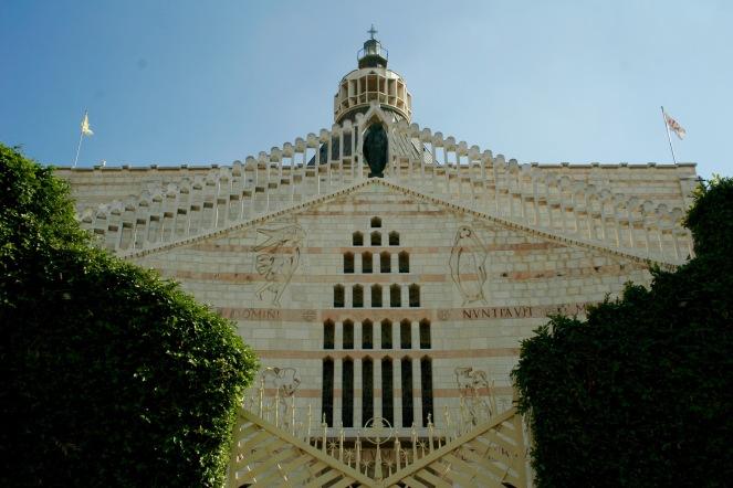 Verkündigungsbasilika in Nazareth