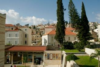 Die Häuser Nazareths