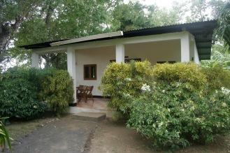 Unser Bungalow auf Ometepe