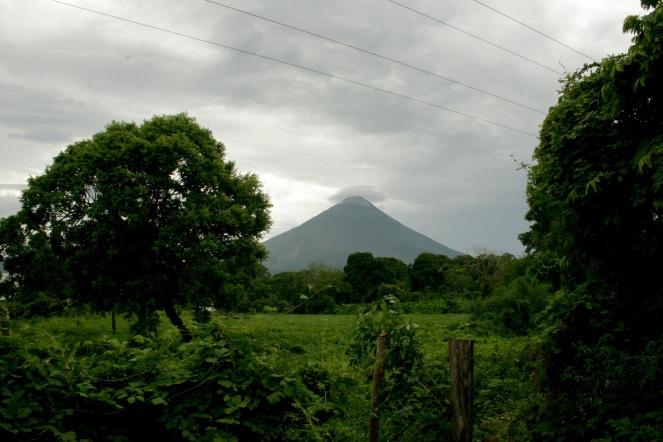 Vulkane auf Ometepe