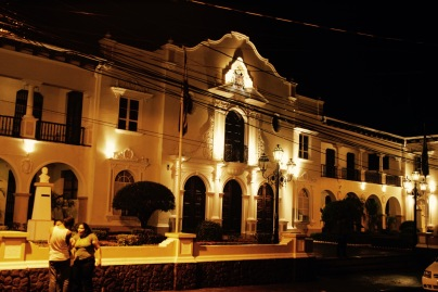 Nachtvibes in Leon