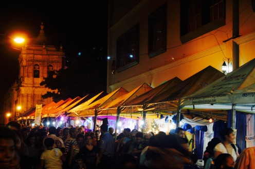 Fest Gritería Chiquita in Leon