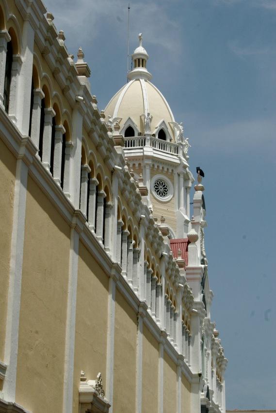 Architektur in der Altstadt Casco Viejo