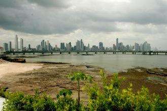 Hochhäuser von Panama Stadt