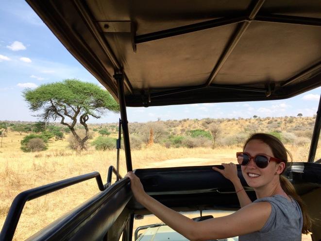 Safari durch den Tarangire Nationalpark