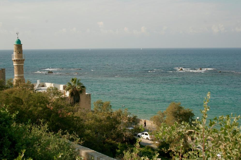 Hafenstadt Jaffa in Tel Aviv