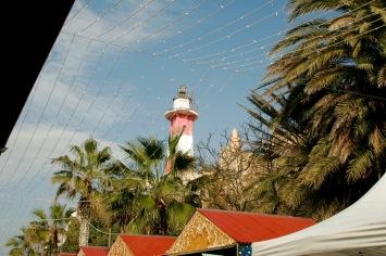 Weihnachtsmarkt in Jaffa
