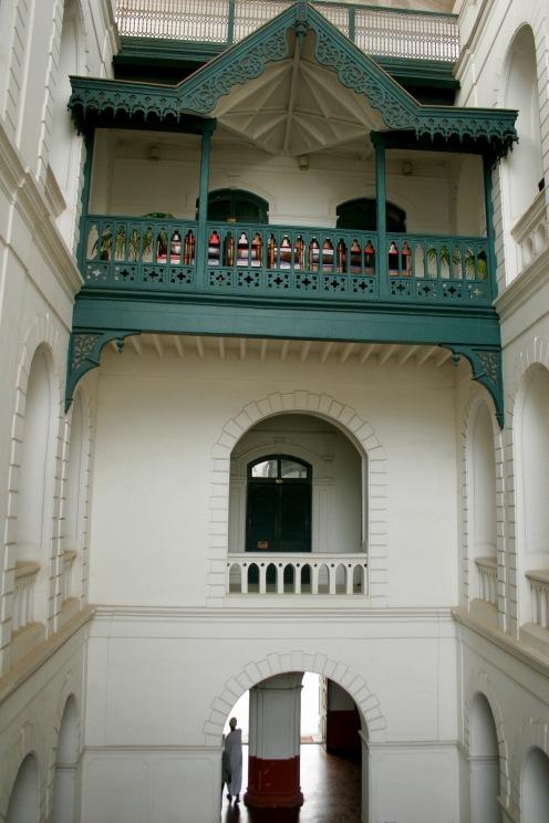 Architektur auf Sansibar