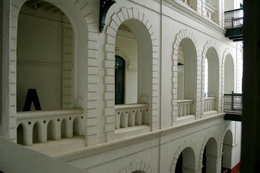 Architektur in Sansibar Stadt