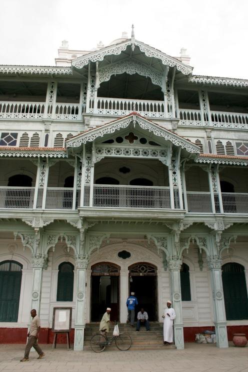 Relikt des Osmanischen Reiches in Sansibar Stadt
