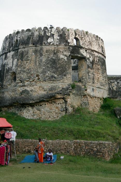 Alte Festung in Sansibar Stadt