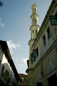 Moschee in Stone Town, Sansibar