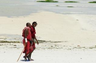 Massaii in Paje