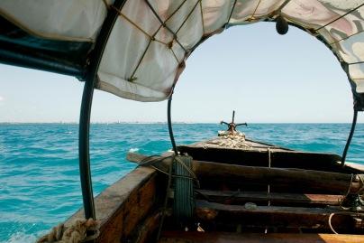 Von Prison Island zurück nach Sansibar