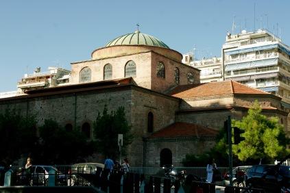 Hunderte Kirchen in Thessaloniki