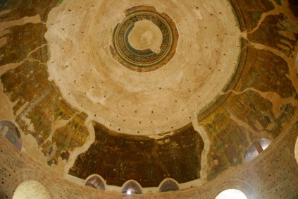 Riesige Kuppel der Rotunde
