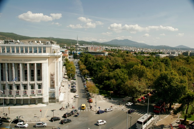 Blick vom Weißen Turm