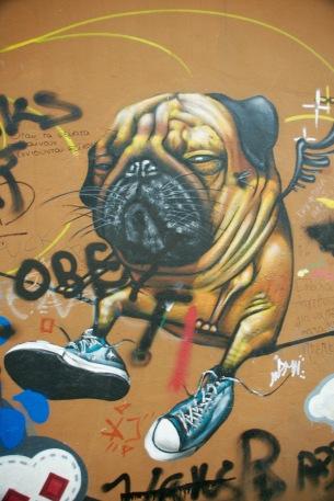 Street Art in Thessaloniki