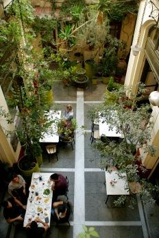 Gemütliche Tavernas in Thessaloniki