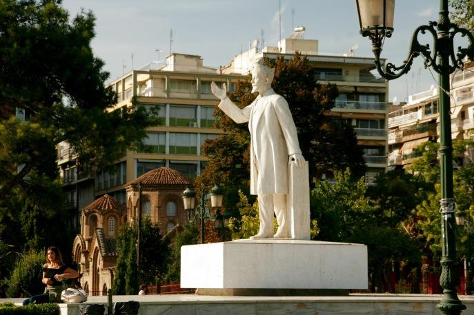 Innenstadt Thessaloniki