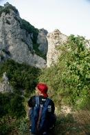 Aussicht im Olympus Nationalpark