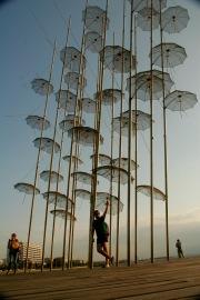 Abschluss eines tollen Tages in Thessaloniki