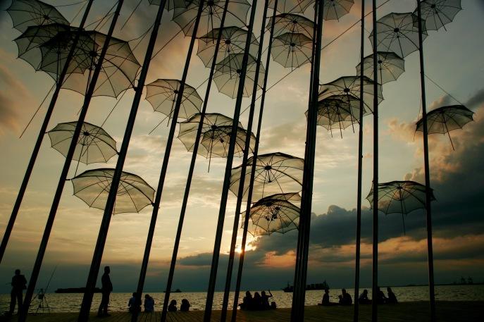 Moderne Kunst in Thessaloniki