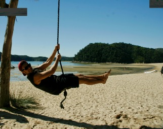 Genießen im Abel Tasman