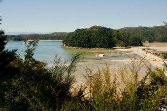 Wanderung durch den Abel Tasman