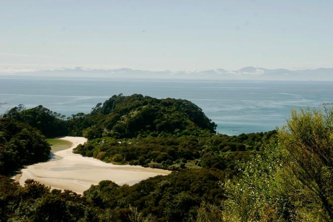 Spektakuläre Natur im Abel Tasman