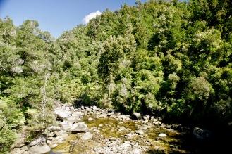 Fluss durch den Abel Tasman