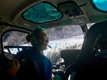 Unsere erste Hubschrauberfahrt