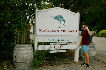 Martinborough in Neuseeland