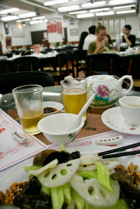 Lin Heung Tea House inklusive Tee!!