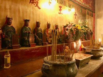 Tempel in Hong Kong