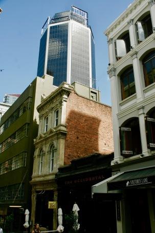 Alt trifft auf neu in Auckland